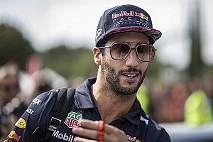 F1 Noticias de última hora Ricciardo cree que penalizará en la parrilla en Italia