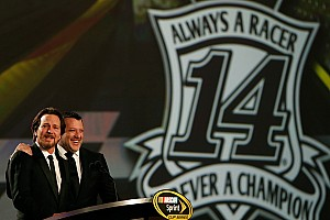 NASCAR Cup Interview Tony Stewart
