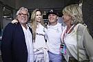 Rosberg cree que el 66% de su éxito se debió a la genética