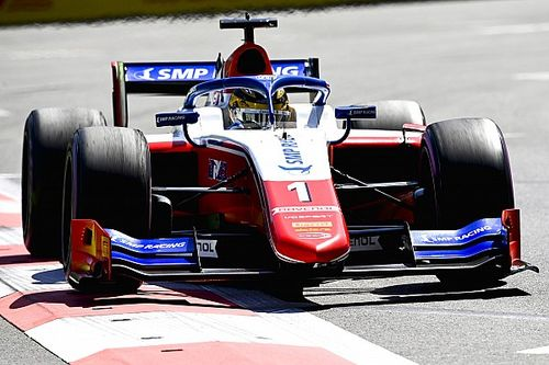 Шварцман впервые в сезоне выиграл гонку Формулы 2