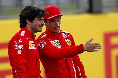 Sainz pousse Leclerc à être plus performant