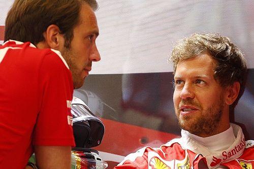 La burla de Vettel a Vergne cuando se unió a la Fórmula E