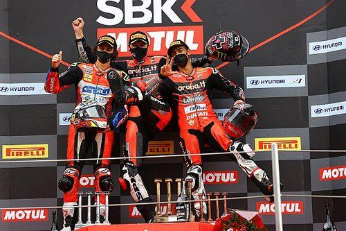 SBK, Ducati da mondiale: il rammarico di una stagione incostante