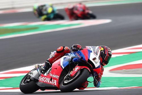 Honda renueva a Bradl como piloto probador