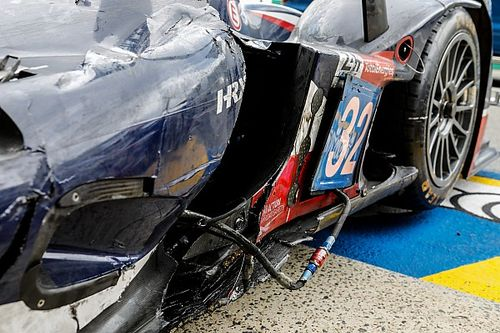 Manuel Maldonado Sedih Sebabkan Kecelakaan United Autosports