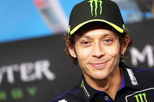 Yamaha se félicite que Rossi ne raccroche pas cette année