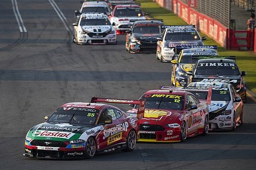 Walkinshaw on Mustang parity: Supercars will 'do the right thing'