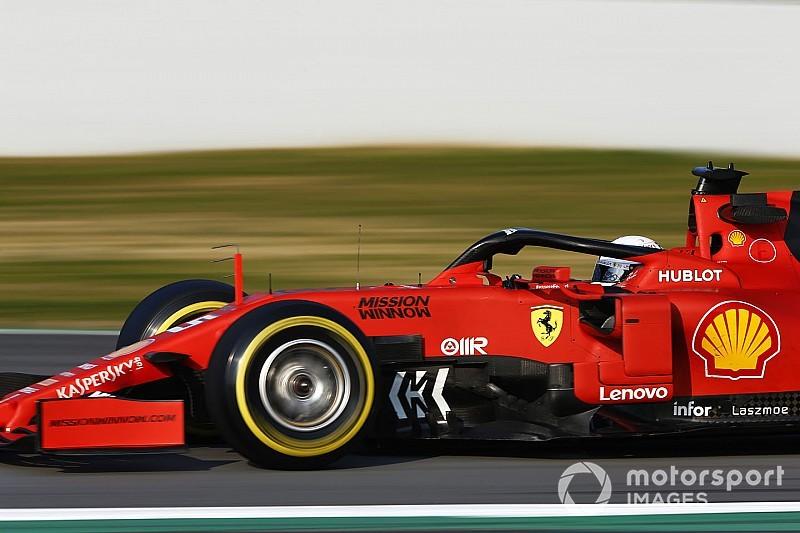 Shell confirme 21% de contribution aux gains moteur de Ferrari en 2018