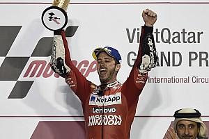 Vincere la prima gara dell'anno in MotoGP porta bene? Solo meno della metà sono stati campioni!