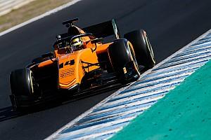 Dorian Boccolacci completa il Campos Racing per la FIA F2 2019