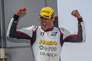 Van Kalmthout blijft imponeren in F3 Asia Winter Series