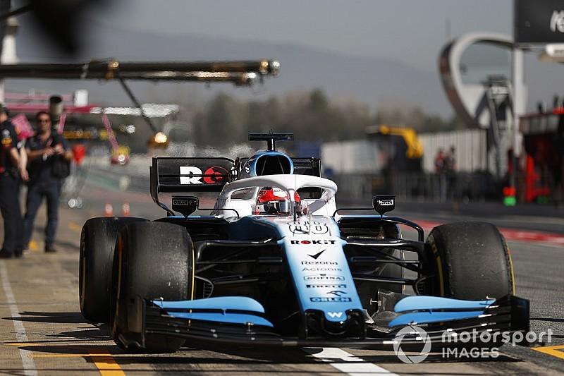 Williams doit modifier la FW42 pour la rendre légale