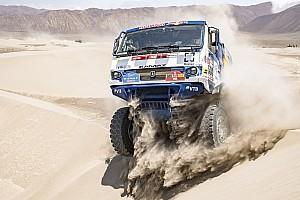 Dakar 2019: Kamazzen nek-aan-nek naar laatste etappe