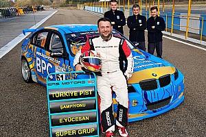 Ersin Yücesan Süper Grup şampiyonluğunu ilan etti