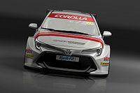 Toyota Corolla turun di balap turing Inggris