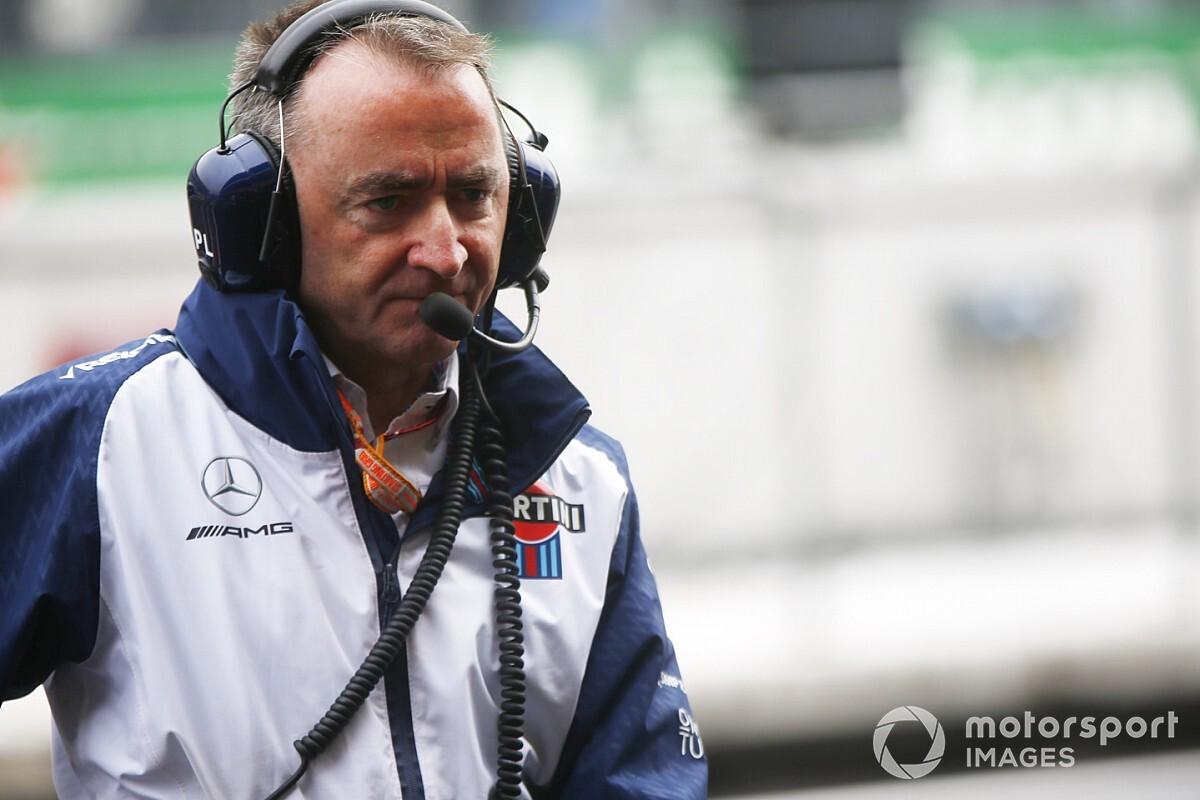 El director técnico de Williams se ausenta antes del inicio de la F1 2019