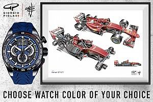 Koleksi terbaru jam tangan Giorgio Piola ada di Kickstarter