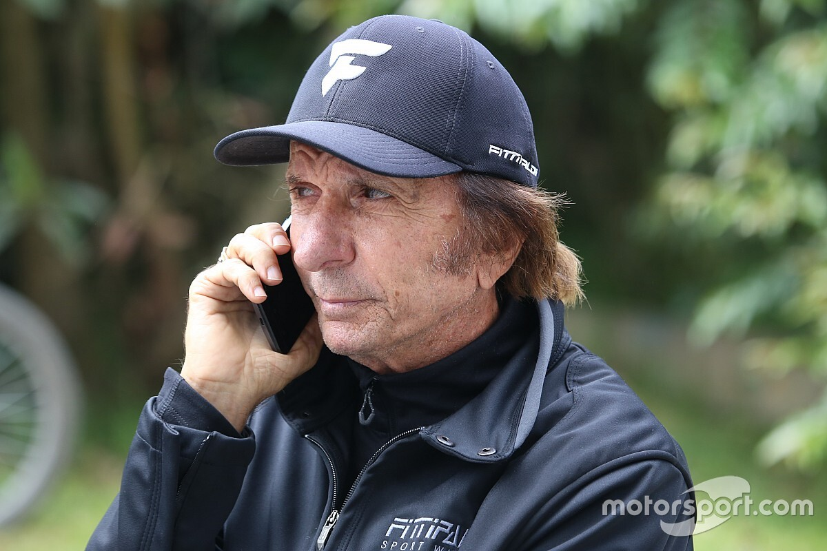 Emerson: Meu sonho é ver três Fittipaldis na F1