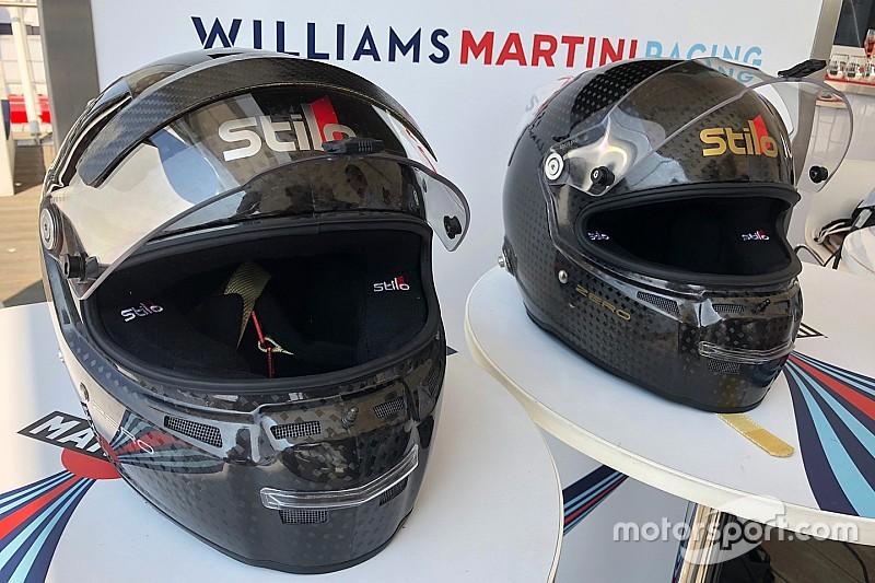 28ba3dea9c63f Empresa italiana revela capacete de especificação reforçada da F1 em ...