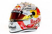 Verstappen, 2021 F1 sezonunda kullanacağı kask tasarımını tanıttı