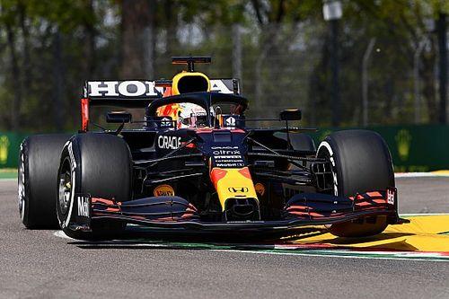 艾米利亚·罗马涅大奖赛FP3:维斯塔潘全场最快,优势多达0.4秒