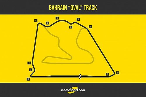 F1 to use outer Bahrain 'oval' layout for second grand prix