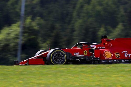 Vettel: Ferrari SF1000 voelt als 'een andere auto' na upgrades