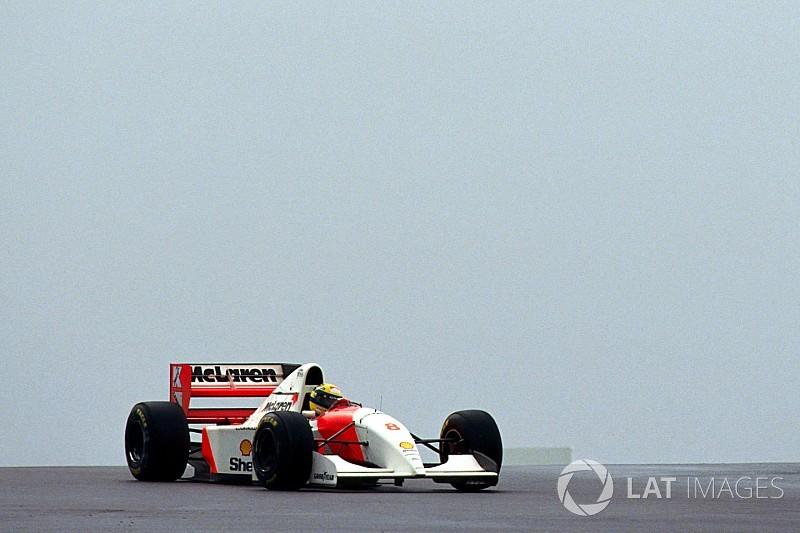 The McLaren that surprised sulking Senna