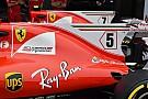 Formule 1 Les ailerons de requin bel et bien bannis en 2018
