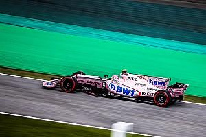 F1 Noticias de última hora Liberty condiciona el cambio de nombre de Force India