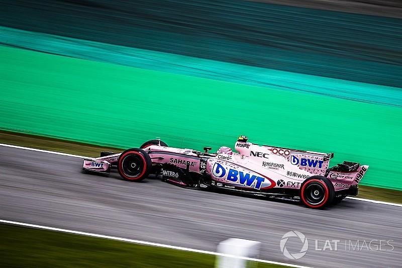 Force India procura um novo nome para a equipe