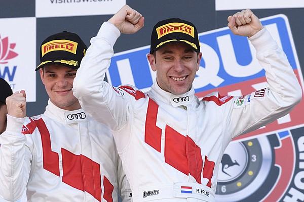 Фрейнс проедет гонку Stock Car Brasil