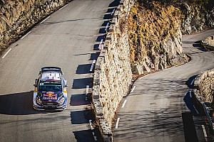 WRC Motorsport.com hírek Ogier és egy újabb csúcsteljesítmény a Forddal, ezúttal Monte Carlóban