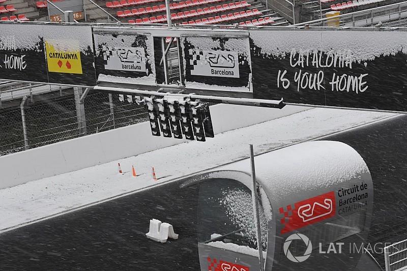 Circuito do Bahrein alfineta Fórmula 1 por teste na Espanha