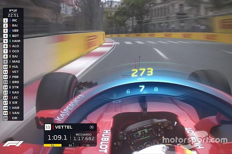 F1 planeja incrementar grafismo em cima do Halo