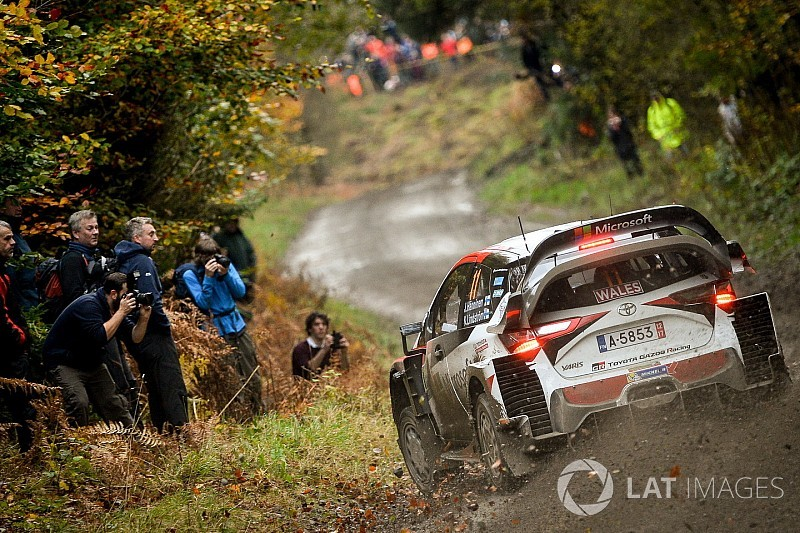 Comeback 2019? Japan bekräftigt Interesse an WRC-Lauf