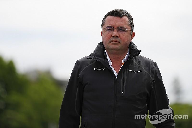 Boullier, Fransa GP'si organizasyonuna katılıyor