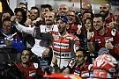 MotoGP Ducati, obligada a renovar a Dovizioso