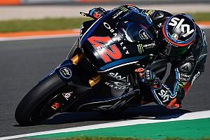 Moto2 Noticias de última hora Bagnaia y Bastianini cierran el test de Valencia como los más rápidos