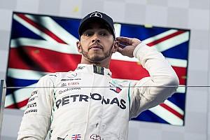 Fórmula 1 Noticias Hamilton cree que los equipos no han mostrado su nivel