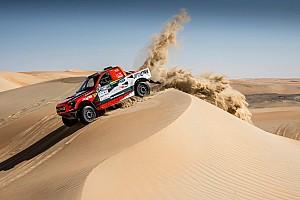 كروس كاونتري تقرير المرحلة تحدي أبوظبي الصحراوي: بروكوب الأسرع خلال المرحلة الثانية