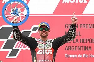 MotoGP Crónica de Carrera Crutchlow ganó en Argentina una carrera inédita