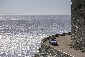 Los pilotos de los equipos oficiales del WRC para el Tour de Corse 2019