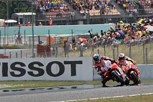 2º, Márquez desistiu de ir atrás de Lorenzo por temer queda
