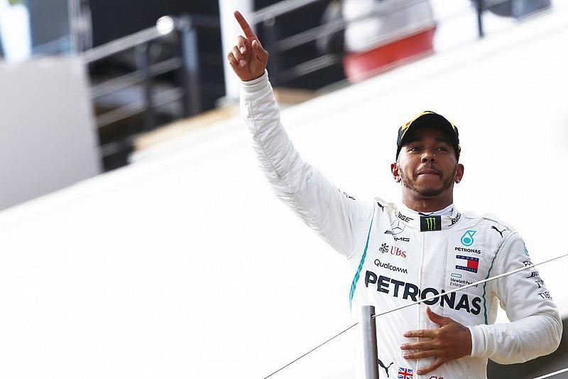 Mondiale Piloti F1 2018: Hamilton ripassa Vettel e prende il largo a +14