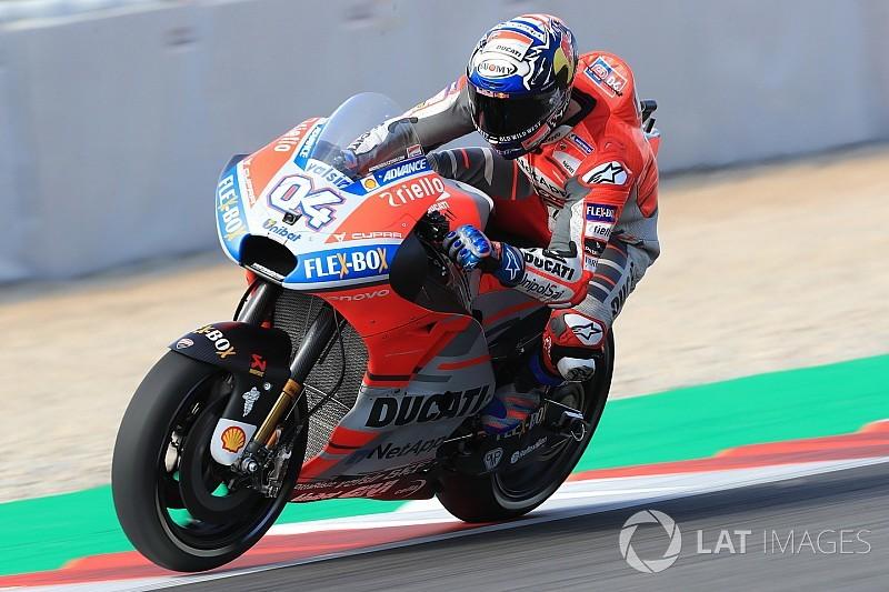 Marquez: Dovizioso'nun son yarışlardaki kazaları normal değil