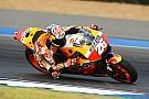 MotoGP Pedrosa terminó las pruebas de Tailandia con el mejor tiempo