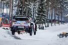 WRC WRC Rallye Schweden 2018: Thierry Neuville auf Siegkurs