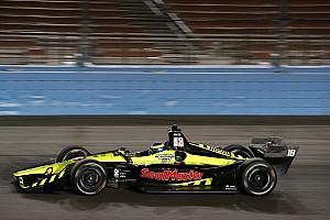IndyCar Réactions La dégradation des pneus, clé du succès à Phoenix pour Bourdais