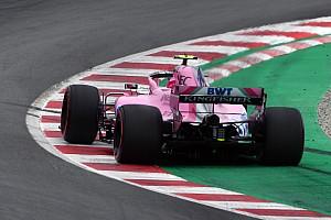 Anteprima: il V6 Mercedes di Ocon non si è rotto, sarà usato a Monaco